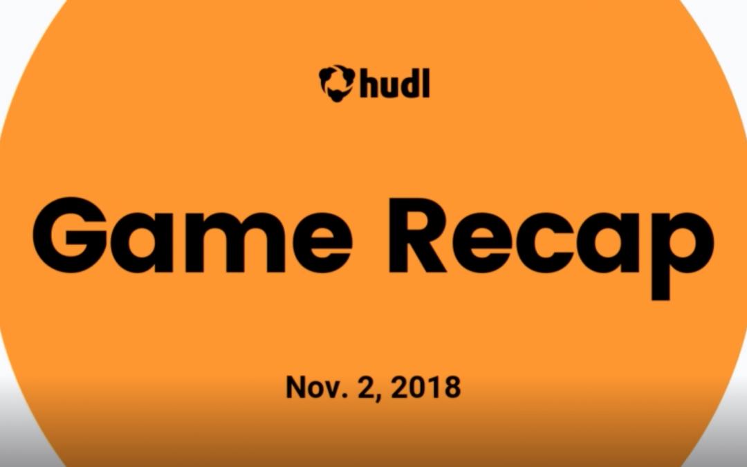 Game recap of Mountain Lakes vs. Hawthorne on November 2nd, 2018.