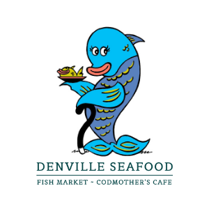 Logo for Denville Seafood in Denville, NJ